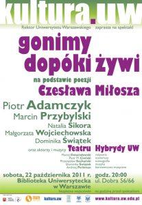 Reżyseria: Maciej Dzięciołowski